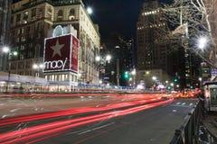Het warenhuis van Macy Stock Afbeelding