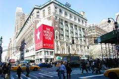 Het Warenhuis van Macy Royalty-vrije Stock Afbeeldingen