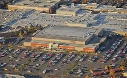 Het Warenhuis van Macy - Antenne Royalty-vrije Stock Afbeeldingen