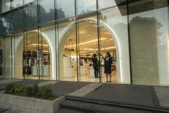 Het warenhuis van Takashimaya van het Saigoncentrum Royalty-vrije Stock Afbeeldingen