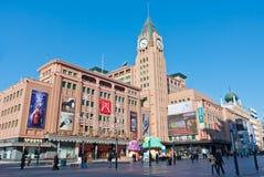 Het warenhuis van Wangfujing Royalty-vrije Stock Fotografie