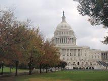 Het Washington DC van Capitol Hill stock afbeeldingen