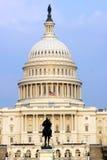 Het Washington DC van het Capitool â van de V.S. Royalty-vrije Stock Afbeelding