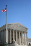 Het Washington DC van het Hooggerechtshof Stock Foto