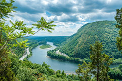 Het Water Gap van Delaware Royalty-vrije Stock Foto