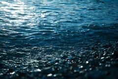 Het water glanst Royalty-vrije Stock Afbeelding