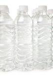 Het water van de fles Stock Afbeelding