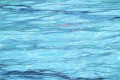Het water van de pool Royalty-vrije Stock Foto