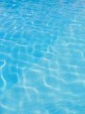 Het water van de pool Stock Fotografie