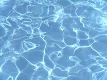 Het Water van de pool Stock Foto's