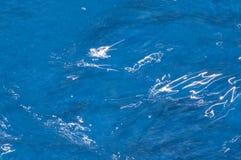 Het water van de pool   Royalty-vrije Stock Foto's