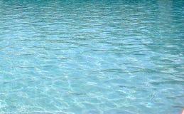 Het water van de pool Royalty-vrije Stock Afbeeldingen