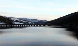 Het Water van Derwent Stock Fotografie