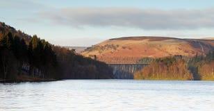 Het Water van Derwent Stock Foto