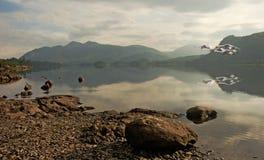 Het Water van Derwent Stock Foto's