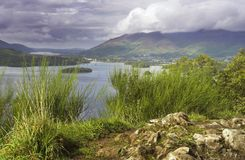 Het Water van Derwent Royalty-vrije Stock Foto's