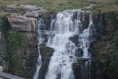 Het waterdalingen van Ethipothala stock foto's