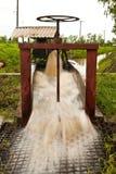 Het water van het afval Royalty-vrije Stock Fotografie