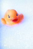 Het water van het bad Stock Afbeelding