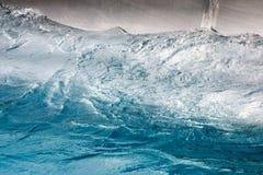 Het water van het element en zijn sterkte royalty-vrije stock afbeeldingen