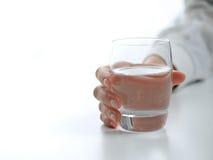 Het water van het glas Royalty-vrije Stock Fotografie