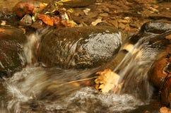 Het water van Peacefull royalty-vrije stock afbeeldingen
