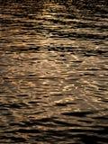 Het waterachtergrond van het meer Royalty-vrije Stock Afbeelding
