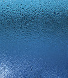 Het waterdalingen van de textuur royalty-vrije stock afbeelding