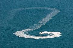 Het waterfiets van Seadoo stock afbeelding