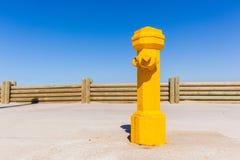 Het Waterhydrant van brandvechters Royalty-vrije Stock Fotografie