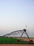 Het watermachine van de landbouw Royalty-vrije Stock Afbeeldingen