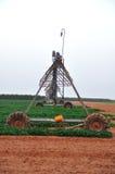 Het watermachine van de landbouw Stock Foto
