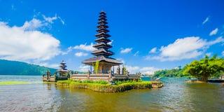 Het Watertempel van Bali - Pura Ulun Danu Stock Foto