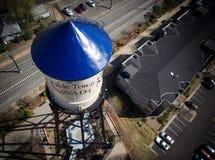 Het Watertoren van Arvada van de Oldestad Royalty-vrije Stock Afbeeldingen
