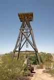 Het watertoren van McDonald stock afbeelding
