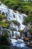 Het waterval van Maeya van chiangmai Thailand Royalty-vrije Stock Fotografie