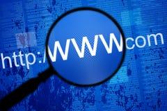 Het Web van de kunst Stock Illustratie