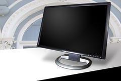 Het WebHTTP Internet van de monitor www Royalty-vrije Stock Foto's