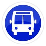 Het Webknoop van de bus royalty-vrije illustratie