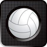 Het Webknoop van het volleyball Vector Illustratie