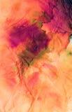 Het weefsel van de watermeloen Stock Afbeeldingen