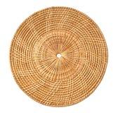 Het weefsel van het bamboe Royalty-vrije Stock Fotografie