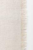 Het weefsel van het linnen Royalty-vrije Stock Afbeeldingen