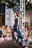 Het Weekend van de Manier van Praag op 24 September, 2011 in PR Royalty-vrije Stock Afbeeldingen