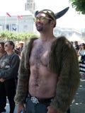 Het weekenddeelnemer van San Francisco Pride Royalty-vrije Stock Afbeelding