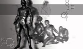 Het wekken vector illustratie