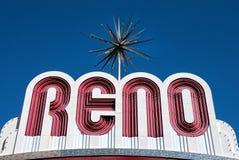 Het welkome teken van Reno