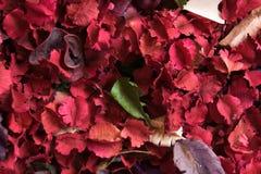 Het welriekend mengsel van gedroogde bloemen en kruiden Stock Fotografie