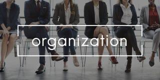 Het werk Team Business Career Concept Royalty-vrije Stock Afbeelding