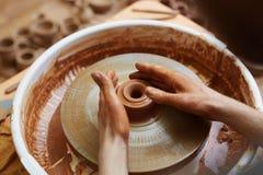 Het werk van artisanaal stock afbeeldingen